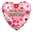 Fof The Best Grandma Balloon
